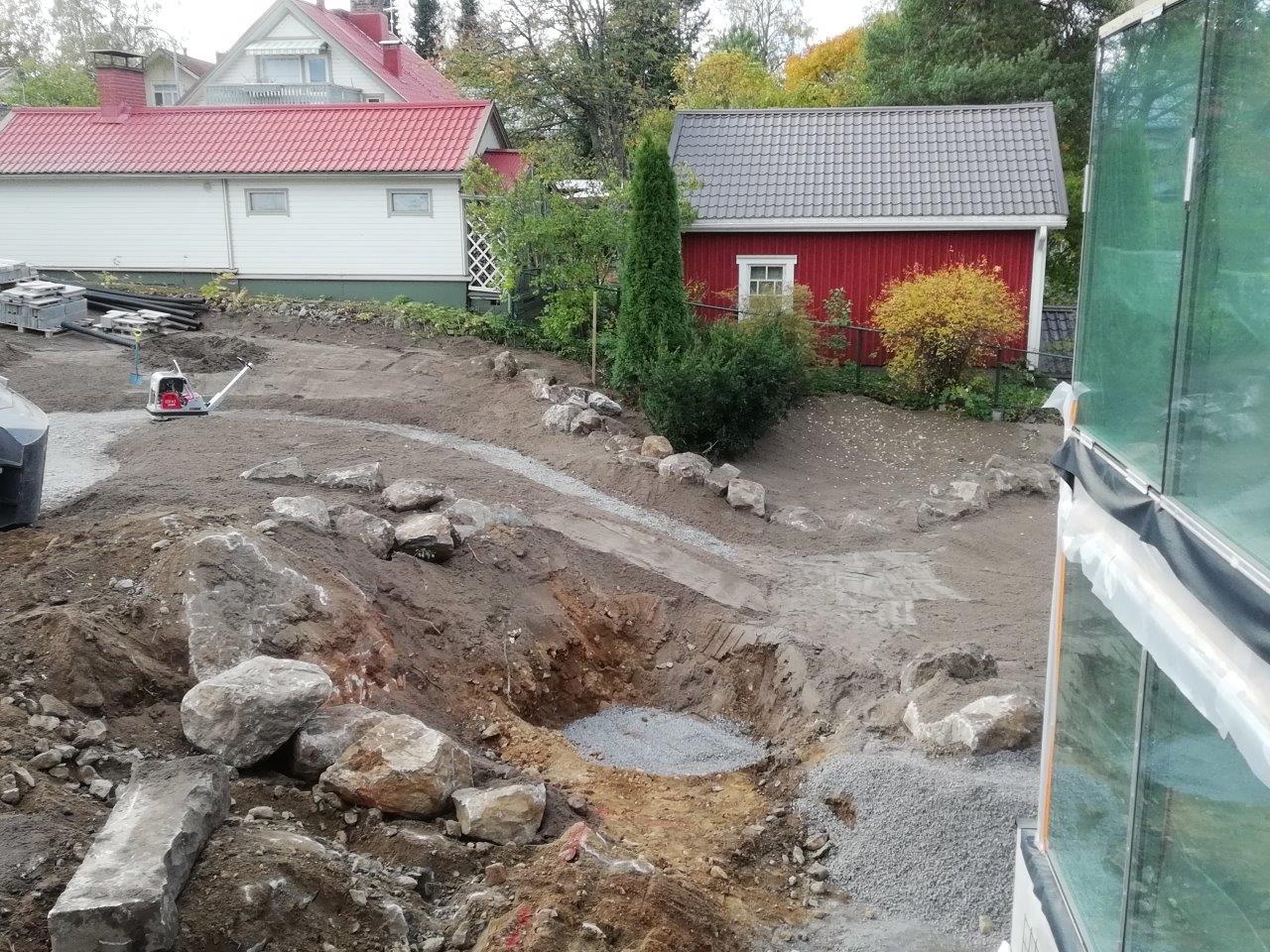 Kivitalo Tampere OKT